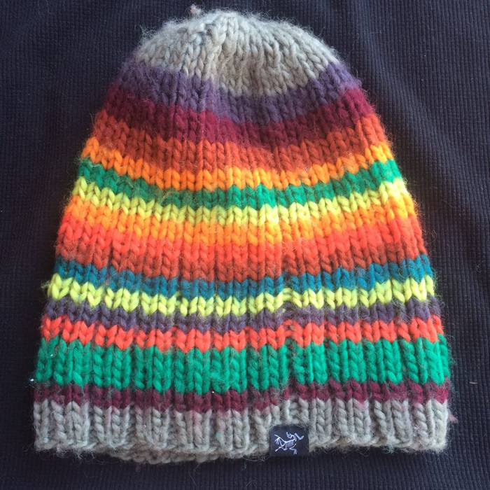 Arc Teryx Arcteryx full head beanie Size one size - Hats for Sale ... 8efe19a7749