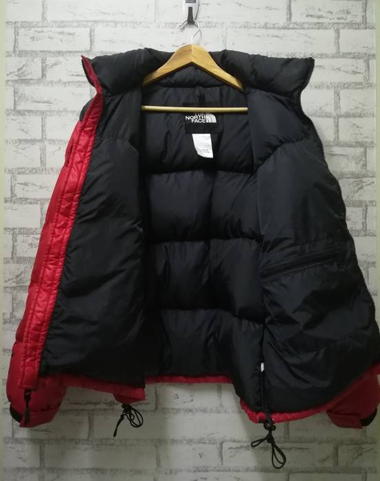 The North Face 🚨 Final Drop 🚨 The North Face Nuptse 700 Goose Down Puffer  Red 97f2d7297