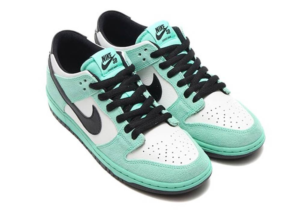 """hot sale online 096b8 b3c4a Nike Nike Dunk Low Pro IW """"Sea Crystals"""" Size US 7  EU 40"""