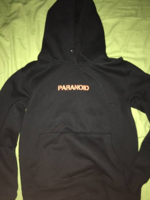 a73ca02453381 Undefeated Paranoid Hoodie ComplexCon ASSC X Undftd Size US S   EU 44-46