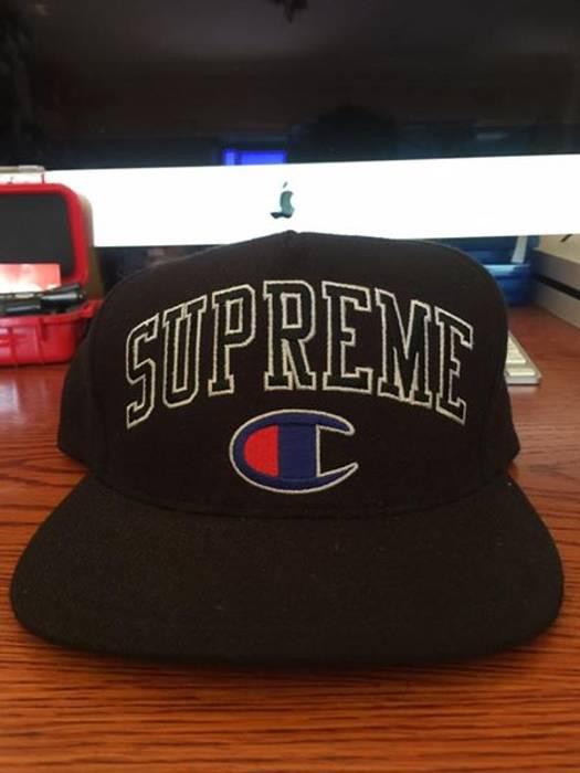 3a0f5e176ed Supreme Supreme x Champion hat Size one size - Hats for Sale - Grailed