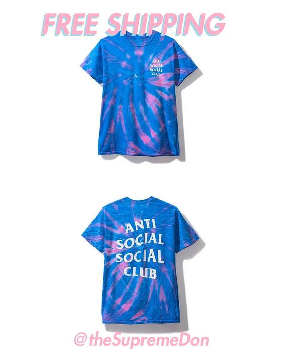 Antisocial Social Club ASSC LSD Jelly in hand  FREE SHIPPING  Tee ... 7cce272cffdd
