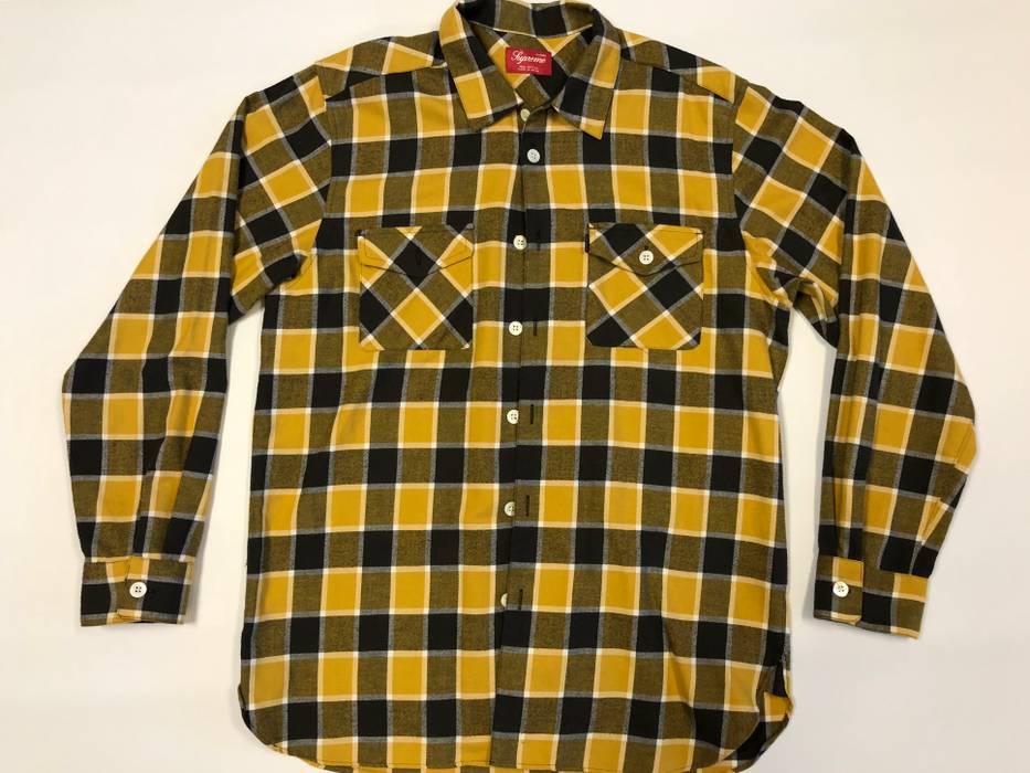 0cf1515ad4b Supreme Supreme Tartan Flannel Shirt Size xl - Shirts (Button Ups ...
