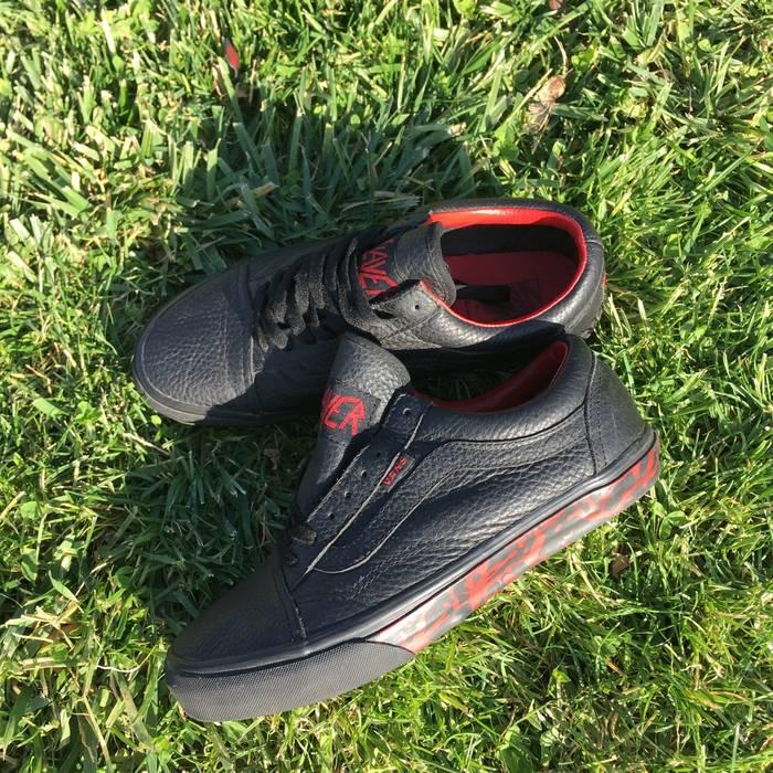 05e932eb61 Vans Vans X Slayer Old Skool Size 8 - Low-Top Sneakers for Sale ...