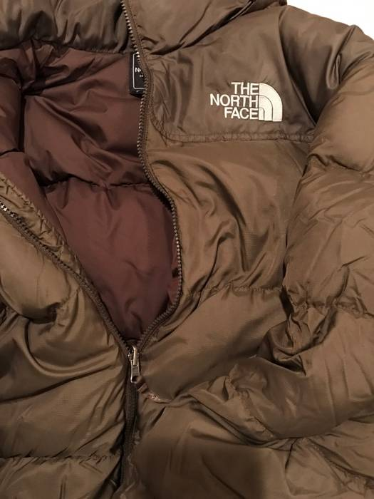 7394f0c268 The North Face TNF The North Face 700 Puffer Down Jacket OLIVE Size US L