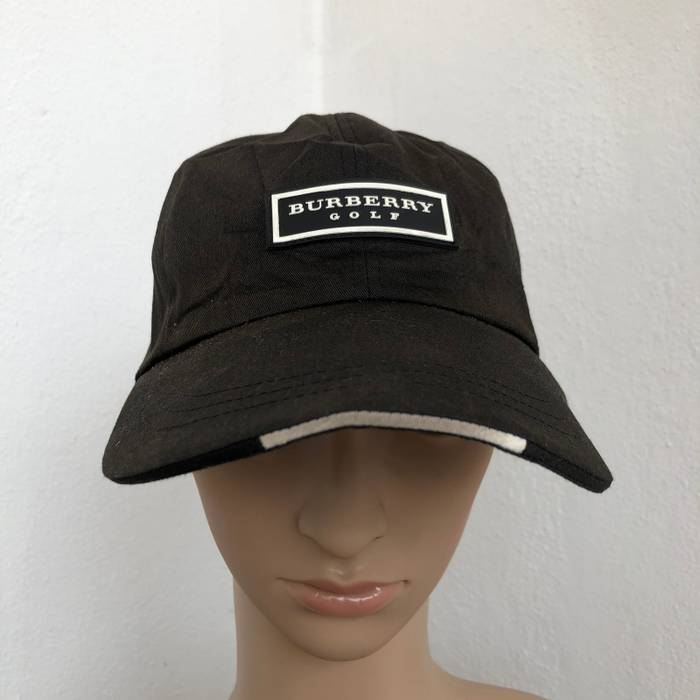 Burberry Burberry Golf Hat Cap Size one size - Hats for Sale - Grailed 48d1f8a1ec1