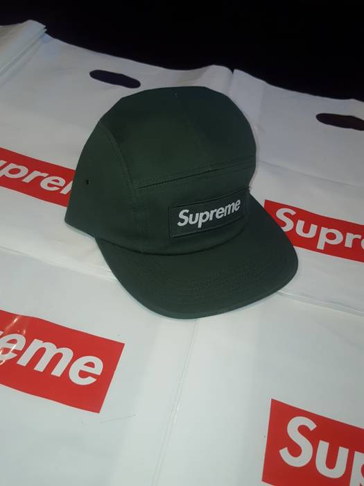 0d8d420b6fd Supreme Supreme Olive True timber Camp Cap Size one size - Hats for ...