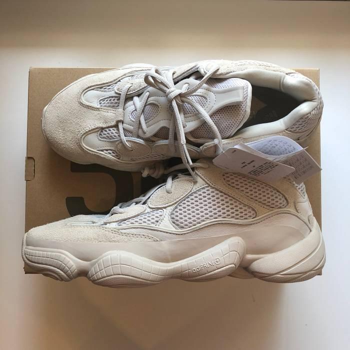 b022c202bfa03 Adidas Kanye West Adidas Yeezy 500 Desert Rat Blush UK11 Brand New Receipt Size  US 11.5