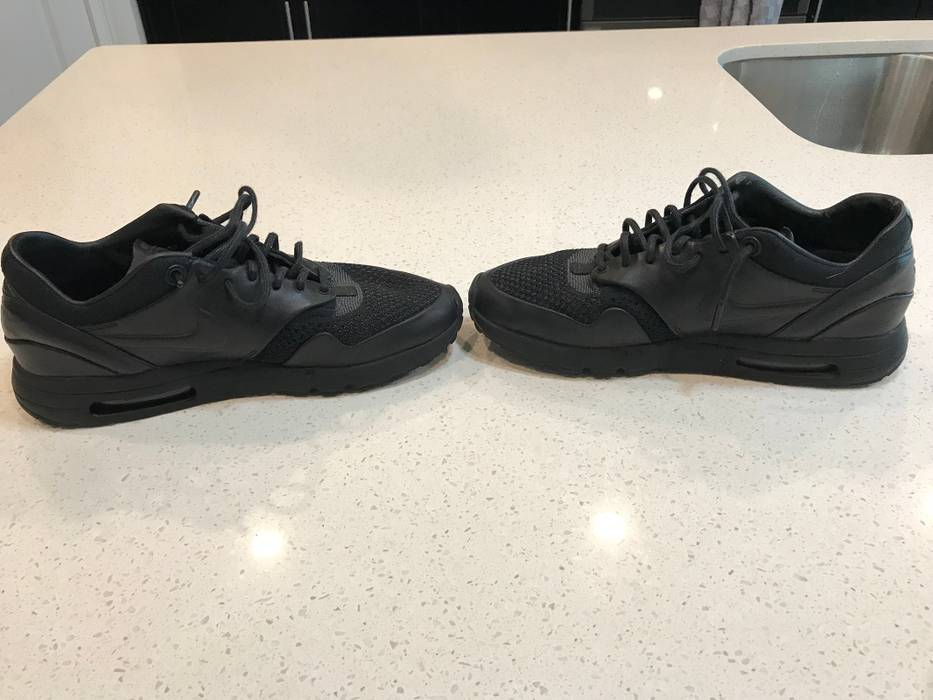 acce17ecfc7 Nike Nike Air Max 1 Ultra 2.0 Flyknit 923005 001 Arthur Huang x NikeLab Size  US
