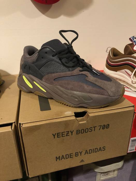 c453dc291bc420 Adidas Kanye West (STEAL) Yeezy Mauve Size 9 - Low-Top Sneakers for ...