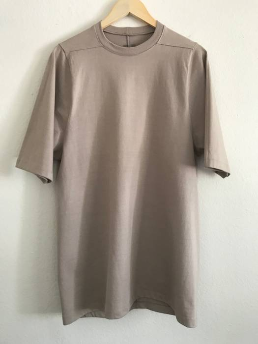 Rick Owens Mainline Jumbo Tee Size s - Short Sleeve T-Shirts for ... c78d8d596