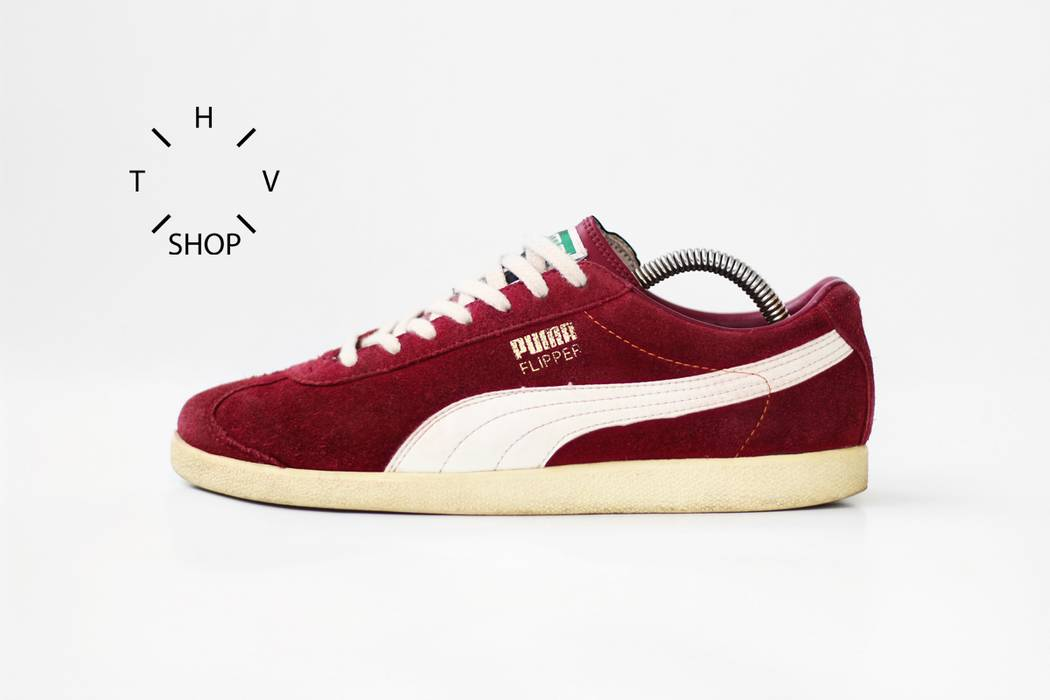 736737fc0b86 Puma Flipper vintage sneakers kicks shoes trainers 90s suede clyde ...