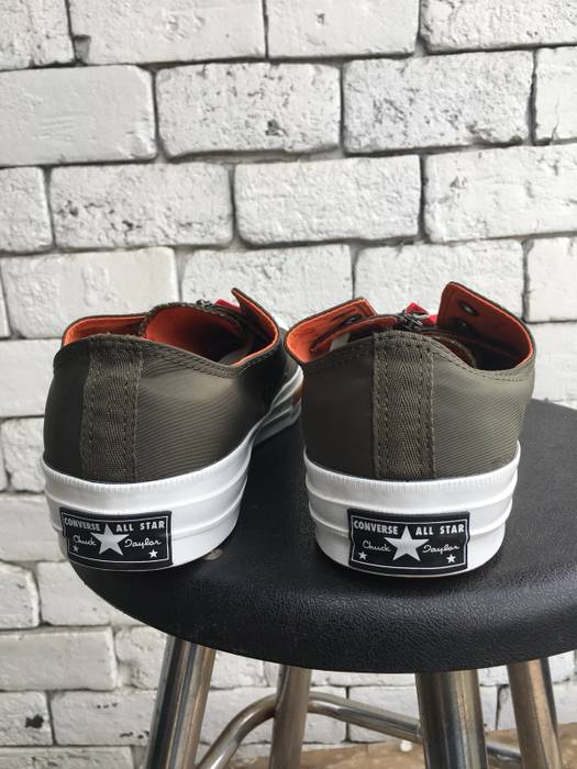 37eed9206ca7 Converse Limited Edition Undefeated x CLOT x Converse Chuck Taylor All Star  2013 Size US 10.5