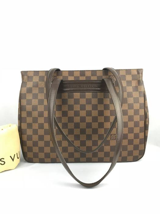 Louis Vuitton Preowned Authentic Louis Vuitton Parioli PM damier ebene tote  bag Size ONE SIZE - 4dbf3aae01f6d