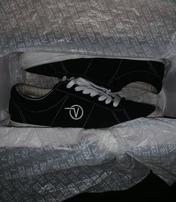 "fc52bfc5d7ee07 Supreme Supreme Vans ""Sid Pro"" Size 9.5 - Low-Top Sneakers for Sale ..."