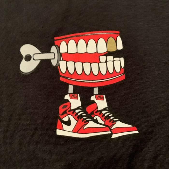 962f98a265 Nike Jordan Brand AJ1 Talk That Talk NYC Graphic Tee Size s - Short ...