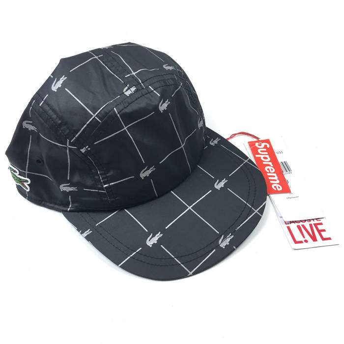 Supreme Supreme x Lacoste Hat Size one size - Hats for Sale - Grailed dd289770708