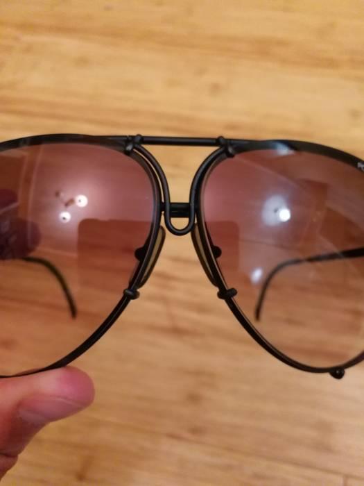 3e631caa24f Porsche Design 1988 5621 90 vintage matte black aviator sunglasses Size ONE  SIZE - 3