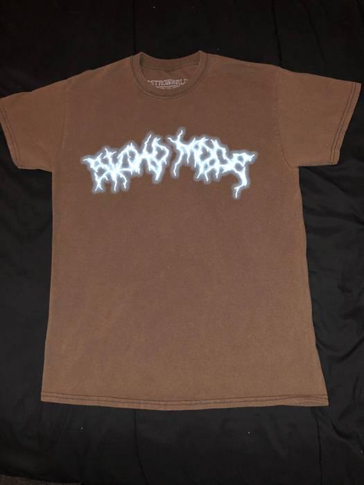 """Travis Scott Travis Scott Astroworld Tour """"Sicko Mode"""" Tee Size s ... 4d2f8241c553"""