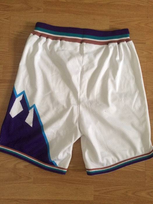 7ebd4314ed72 Champion Authentic Utah Jazz Shorts Size 40 - Shorts for Sale - Grailed