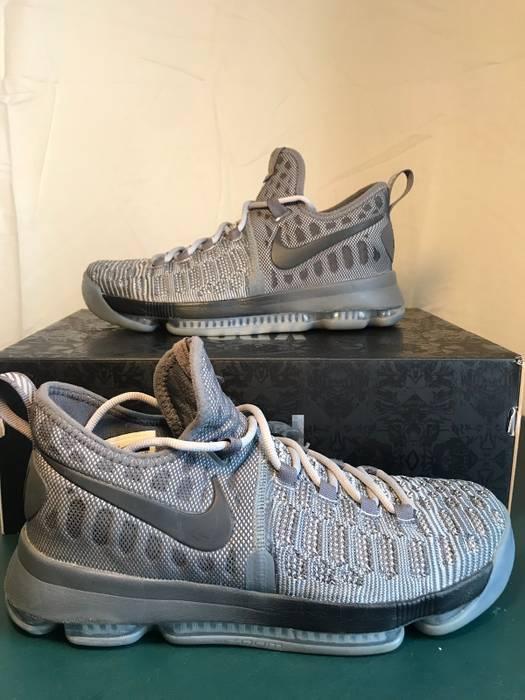 "finest selection 9d1d5 c260f Nike. Nike Zoom KD 9 ""Battle Grey"""