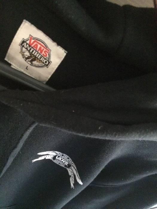 f44453af3b Vans Black Vans X Antihero Collab Hoodie Size l - Sweatshirts ...