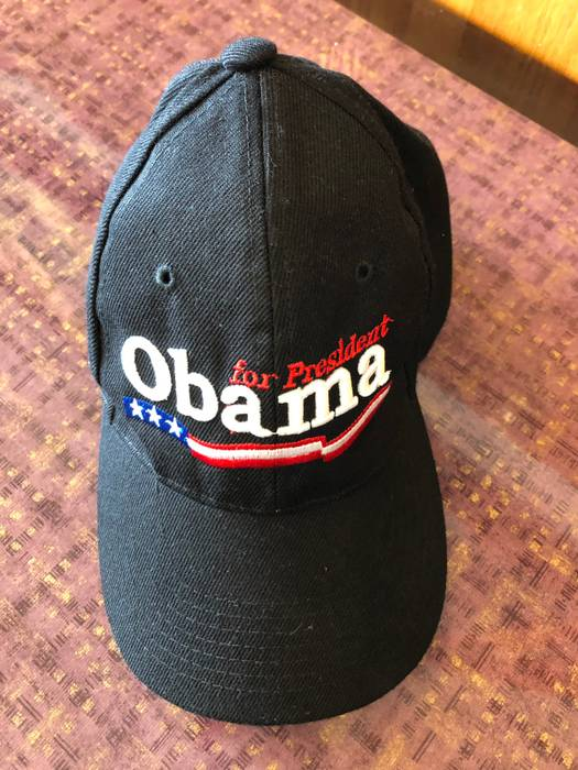 2b6d7577d99 Other OBAMA FOR PRESIDENT DAD HAT Size one size - Hats for Sale ...