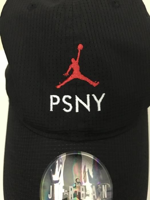 3cc439e9806 Nike Air Jordan PSNY Black Hat Size one size - Hats for Sale - Grailed