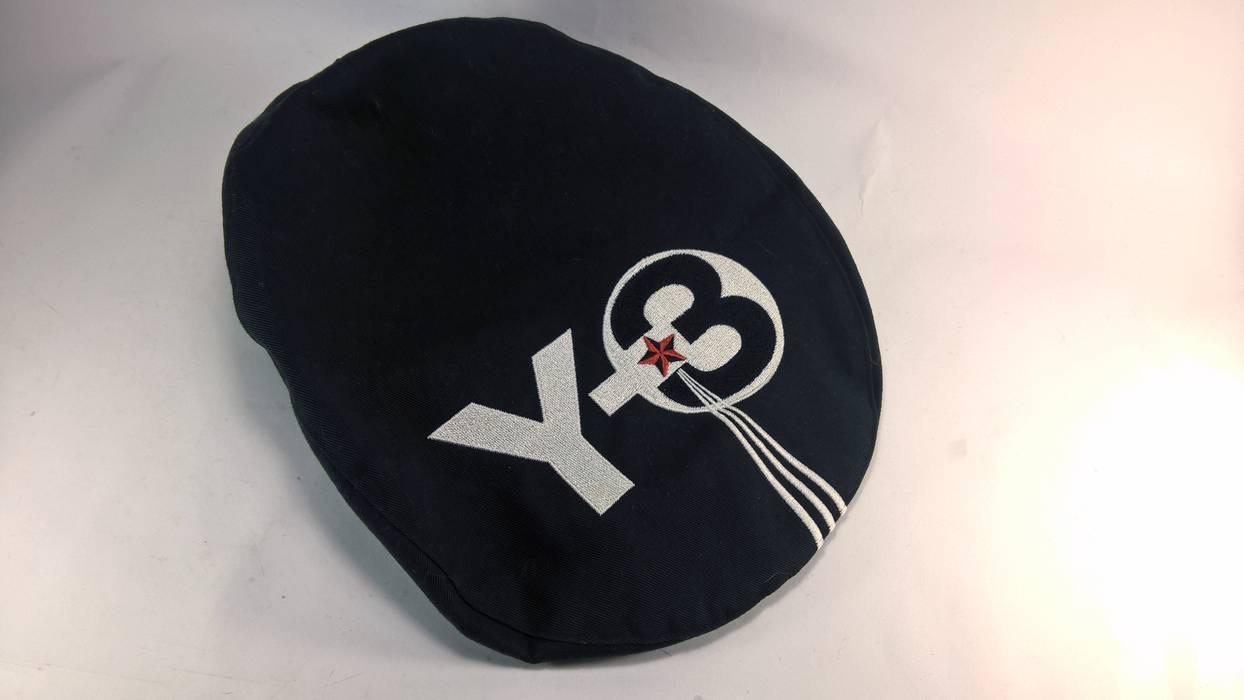 Adidas RARE Y-3 Flat cap yohji yamamoto RED STAR Size one size ... 44334b1713d
