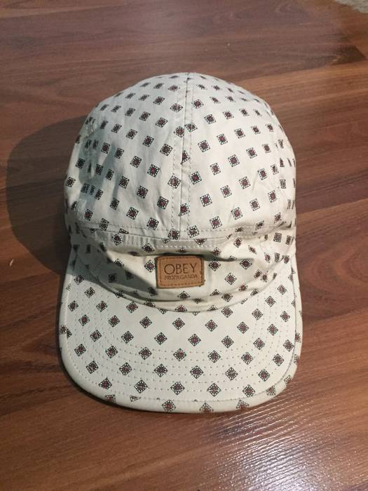 Obey Obey Propaganda Patterned Hat Size one size - Hats for Sale ... 2edc7737864
