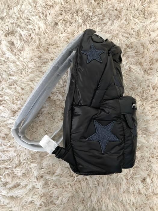 62e564ca7a Stella Mccartney Stella McCartney Black Star Falabella Go Backpack Size ONE  SIZE - 2