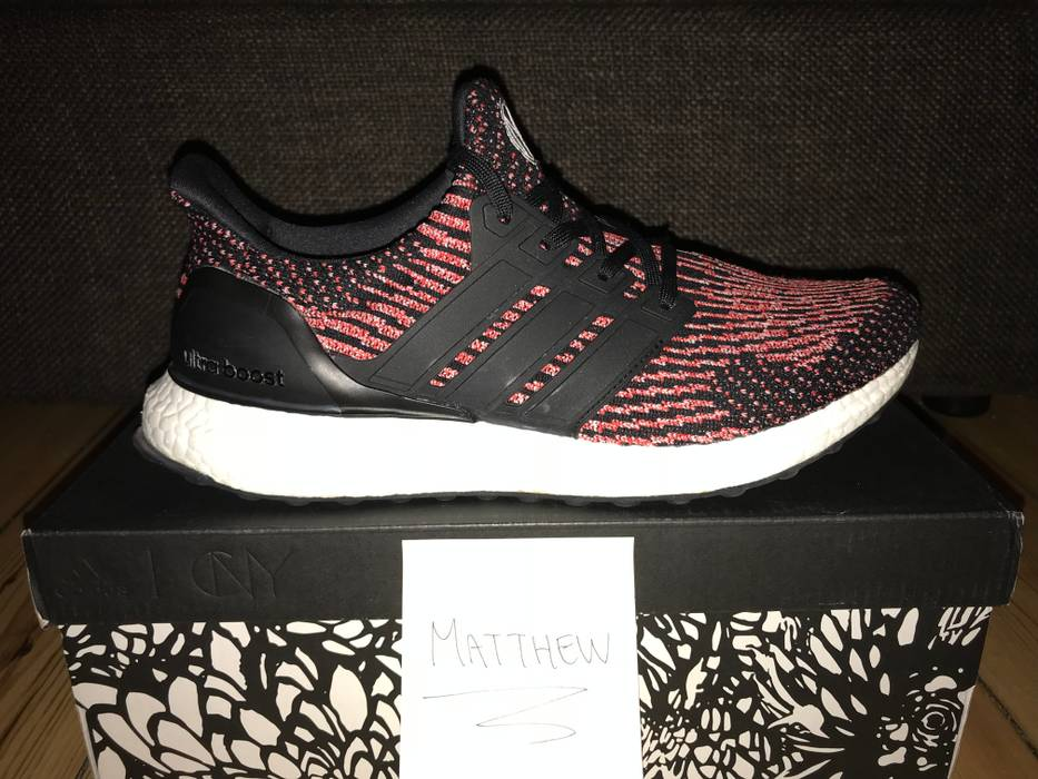 0251f5a86ae38 Adidas Adidas Ultra Boost 3.0 CNY US 8.5 Size 8.5 - Low-Top Sneakers ...