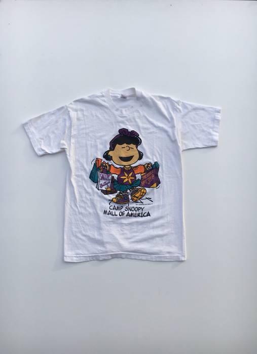 e8e481f2cd Vintage Vintage 90 s Peanuts T Shirt Size l - Short Sleeve T-Shirts ...