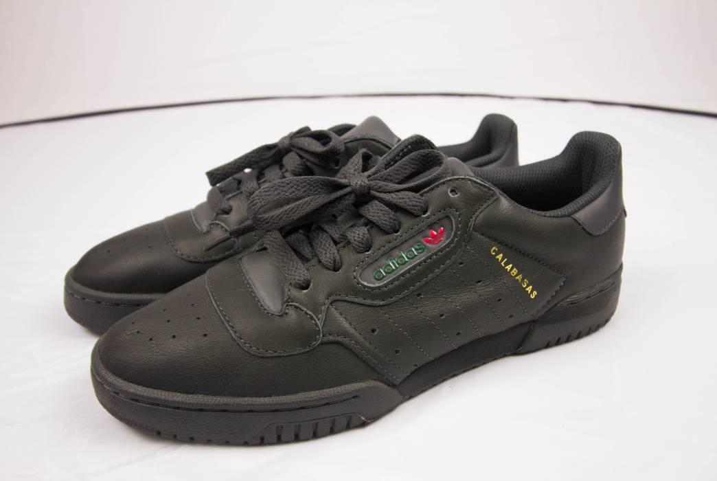 e74909cbd Adidas Kanye West CALABASAS YEEZY POWERPHASE BLACK SIZE 6 Size US 6   EU 39