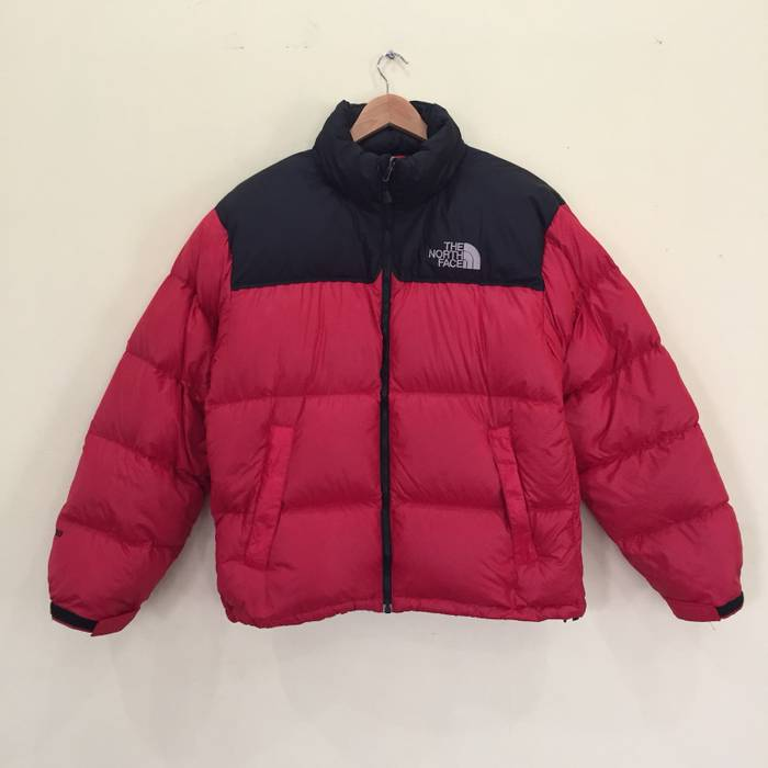 329487800d The North Face. Vintage!! THE NORTH FACE Fill 700 Nuptse Goose Down Jacket  With Stow Pocket ...