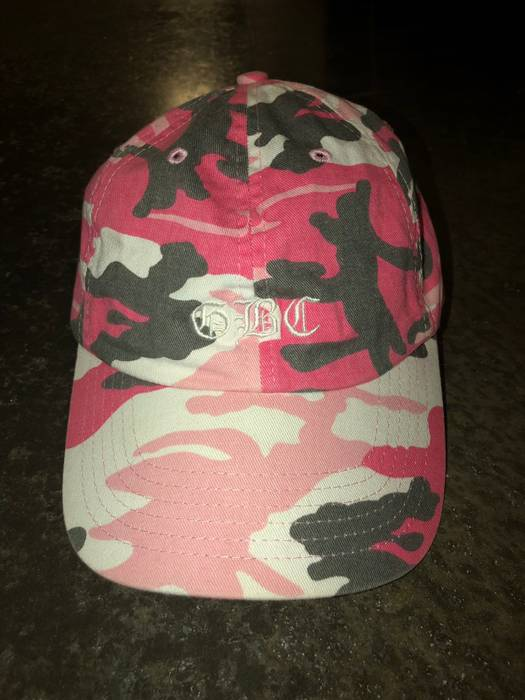 LIL PEEP GBC PINK CAMO DAD HAT Size one size - Hats for Sale - Grailed f3822c1f011
