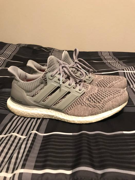 ac3ccbe180be5 Adidas Adidas Ultra Boost 1.0 Wool Grey Size 10 Size 10 - Low-Top ...
