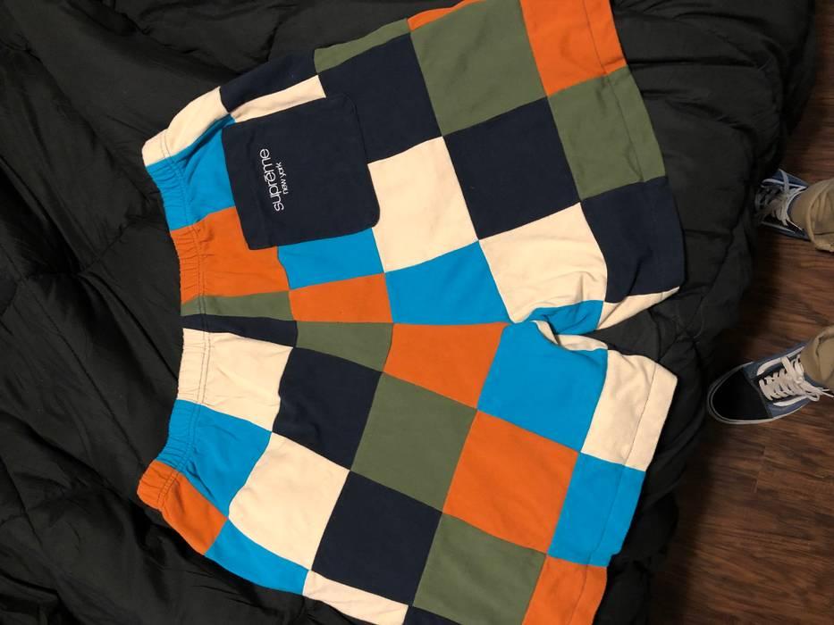 "5934b02c2319 Supreme Supreme ""Color Block"" Shorts Size 32 - Shorts for Sale - Grailed"