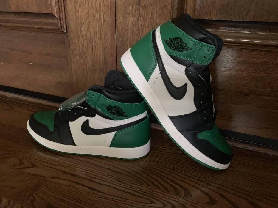 super popular a68bc 50db3 Nike Air Jordan Retro 1 Pine Green SIZE US 14, UK 13, EUR 48.5