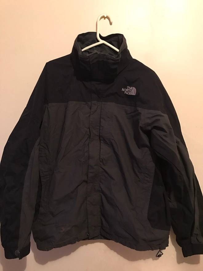 Hyvent Jacket Coats For Face Size The Heavy North L qtEHzxAw