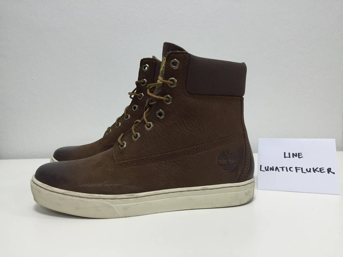 9 Le Earthkeepers Timberland Sur En Taille W0vaxa Bottes Dessus qcn1OWAc