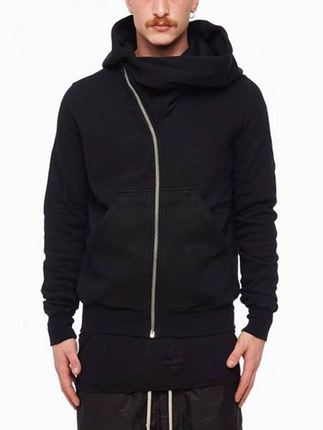 Explore Cheap Price Really Cheap Price mountain hoodie - Black Rick Owens Inexpensive YlqPm04F