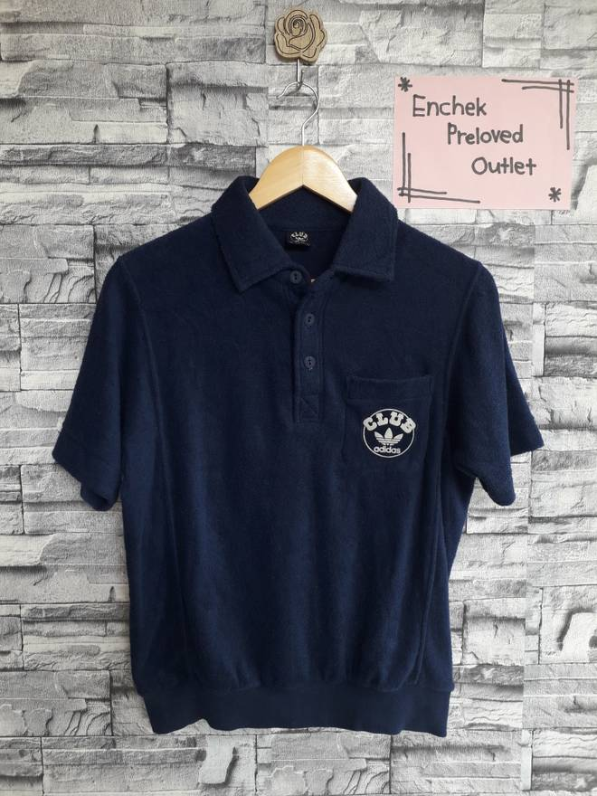 Vintage Club Adidas Polo Shirt uqtVKK