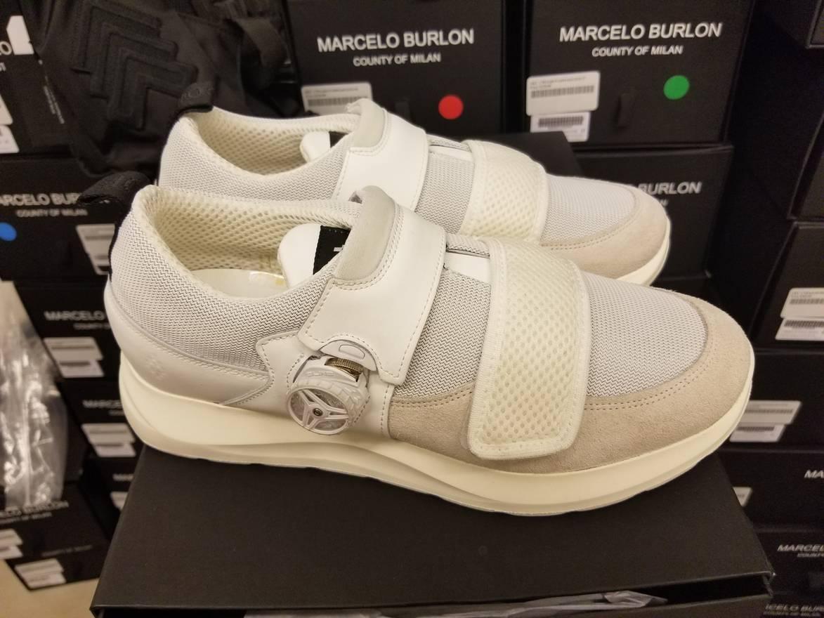 Marcelo Burlon Bas-tops Et Chaussures De Sport 1WLCIHl6