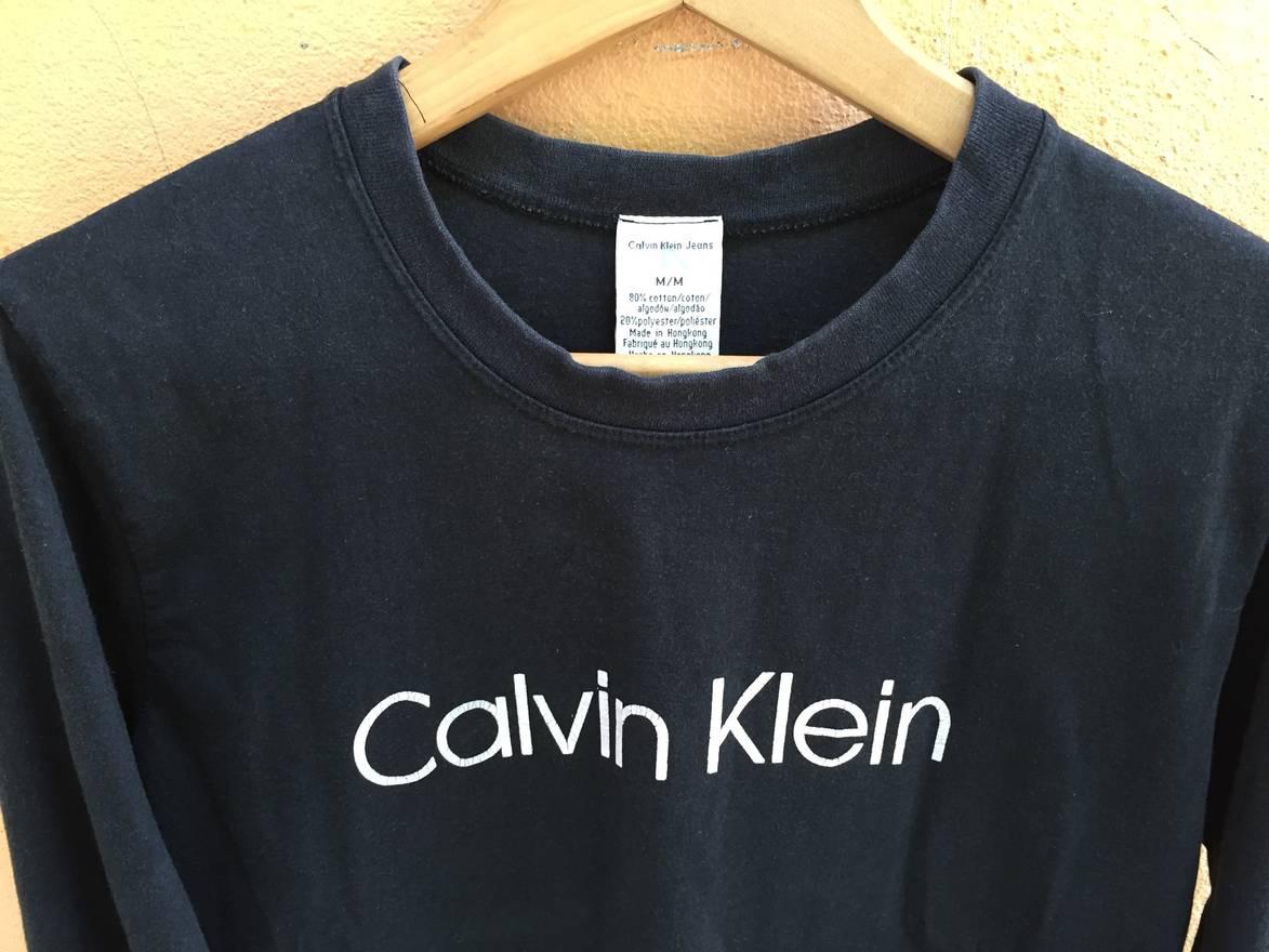 Rare Calvin Klien Jeans sweatshirt Size M L5GNr5