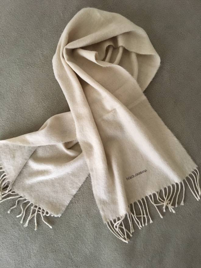 Scarf for Women On Sale, Multicolor, Cashmere, 2017, Universal Size Dolce & Gabbana