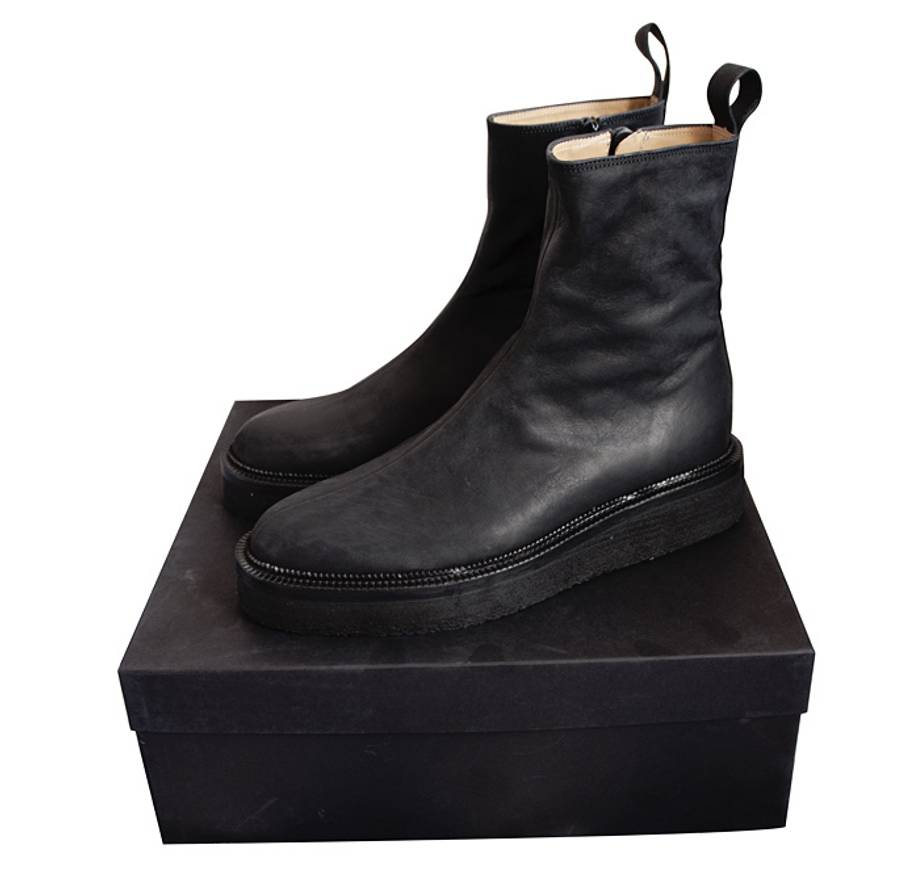 DAMIR DOMA Leather Boots NRppxUZT