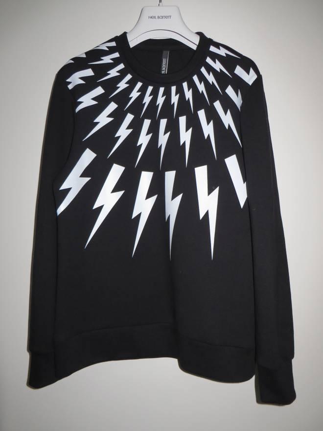Size Lightning Sweatshirt Bolts Eu Xs 42 Us EAUqw7xA