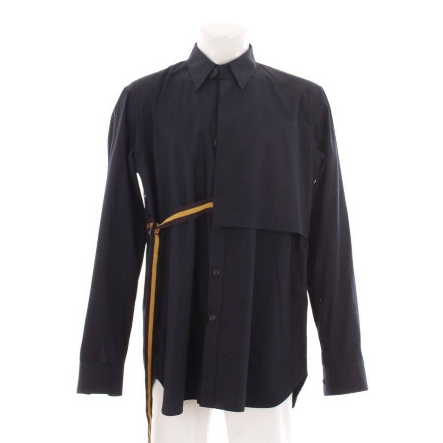 Dries Van Noten Collar Button-Up Top Clearance Ebay Fashionable Outlet Looking For F6IOLKZCut