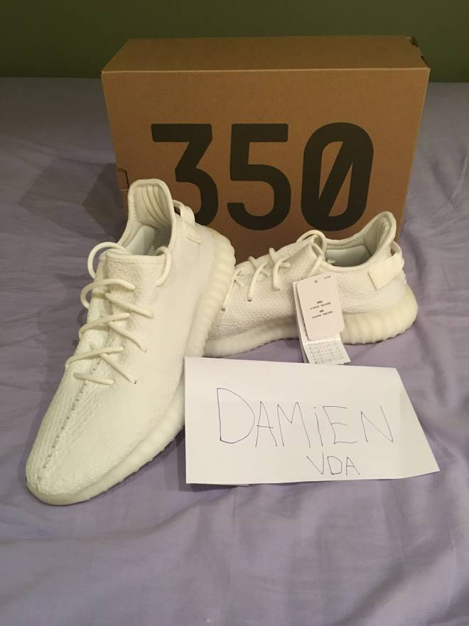 White 8e6bf Grailed Spain 350 Yeezy V2 1787a Boost Cream 0PnwkZN8OX